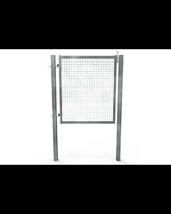 Villagrind 120 x 100 cm (HxB) Förzinkad