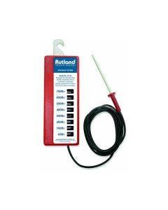 Stängseltestare Rutland Neon 600-7000 V