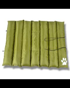 Hunddyna Traveller Grön