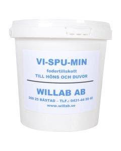 Fodertillskott Höns Vispumin  1 kg
