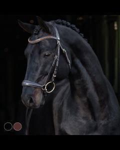 HS Träns HELIX ponny brun
