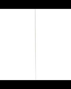 Glasfiberstolpe + rund, 8 mm Ø 1500 mm 50 st/fp