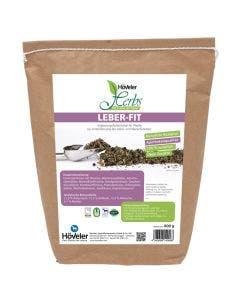Örtblandning Leber-Fit för stödja lever- och njurfunktion Höveler 800 g