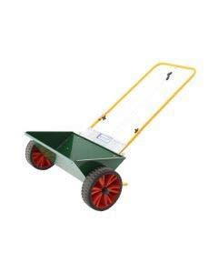 Såmaskin Hörby Bruk 600 mm Med punkteringsfria hjul