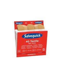 Textilplåster Salvequick 6444