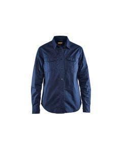 Twillskjorta Blåkläder