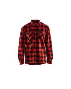 Flanellskjorta Blåkläder S-4XL