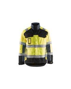 Varseljacka Blåkläder 3399 Gul/Svart