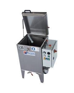 Ultraljudstvätt Magido L35/C 40 l med värmare