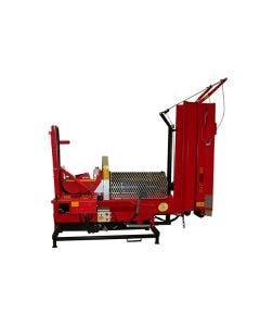 Vedkombi Bala Agri 370 TR/EL Spakstyrd 8 Ton