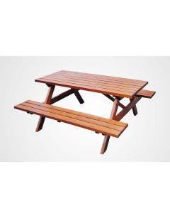 Bänkbord Formenta Timber 170 cm
