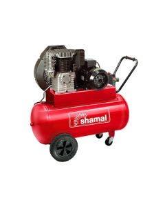 Kompressor Shamal Heavy Duty K28 90-literstank 400 V