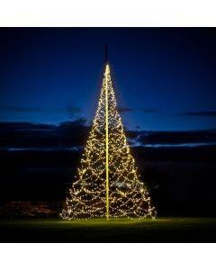 Julbelysning Formenta Fairybell 10 m 4000 LED 20 W