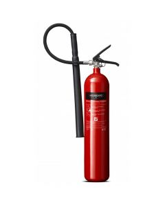 Brandsläckare Housegard K5TGX Koldioxid 5 kg 89B