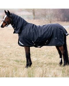 Kombotäcke HS Comfort 200 g  145 cm svart