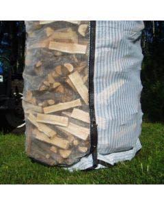 Storsäck Ved öppningsbar 1000 kg Endast Säck