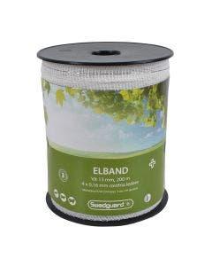 Elband Swedguard+ 13 mm Vit 200 m 4x0,16