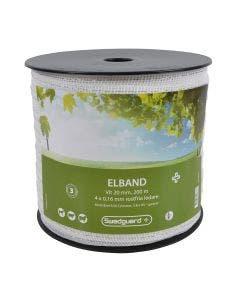 Elband Swedguard+ 20 mm Vit 200 m 4x0,16