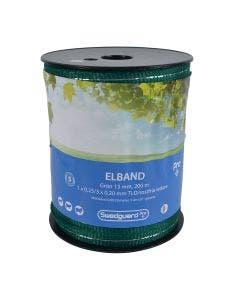 Elband Swedguard Pro+ 13 mm Grön 200 m 1x0,25/3x0,20