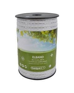Elband Swedguard+ 13 mm Vit 200 m 5x0,30