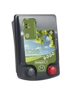 Stängselaggregat Swedguard+ B200 inkl nätadapter