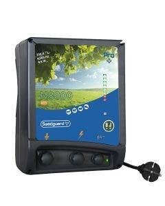 Stängselaggregat Swedguard Pro+ N8000