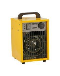 Värmefläkt AMIGA 2 kW 230V 1-Fas