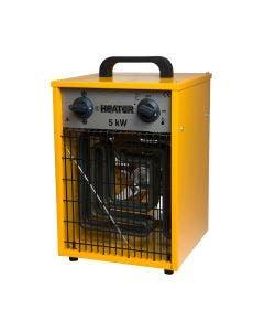Värmefläkt AMIGA 5 kW 400V 3-Fas