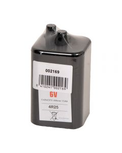 6 V batteri Gallagher Foxlight