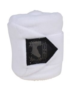 Fleecebandage Hansbo Basic 4 m x 12 cm Vit