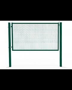 Villagrind 120 x 200 cm (HxB) Mörkgrön