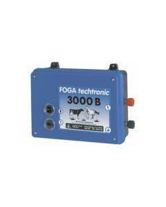 Stängselaggregat Foga Techtronic 3000B 12 V