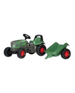 Rolly Toys Tramptraktor  Fendt 516 Vario med släp