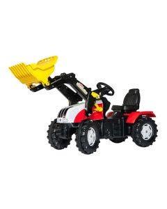 Rolly Toys Tramptraktor  Steyr Cvt 6240 Frontlastare