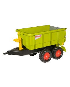 Rolly Toys Containersläp Claas Rollycontainer