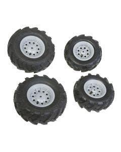 Rolly Toys Luftdäck För däckstorlek 2x 325x110, 2x 260x95