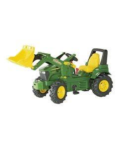 Rolly Toys Tramptraktor John  Deere 7930 Frontlastare Broms