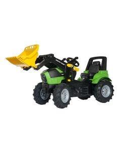 Rolly Toys Tramptraktor Deut  Fahr Agrotron 7250 Ttv