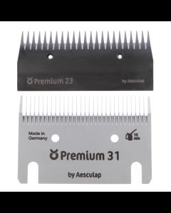 Aesculap Premium Skär för Klippmaskin 31/23 u/ö Nöt/Häst