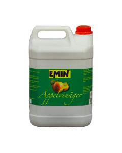 Äppelcidervinäger Emin 5 liter