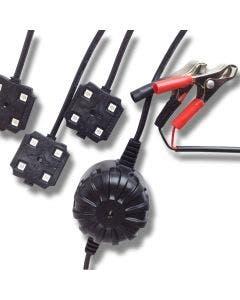 Åtelbelysning Gyttorp LED