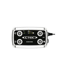 Batteriladdare CTEK Smartpass D250s Dual 12 volt