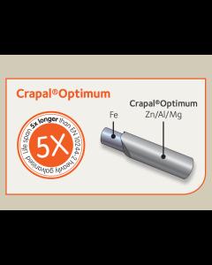 Järntråd Crapal Arbolu Optimum 2,7 mm 550 m Rulle