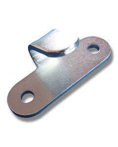 Fästbygel för elastisk spännare
