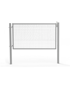 Villagrind 120 x 200 cm (HxB) Förzinkad