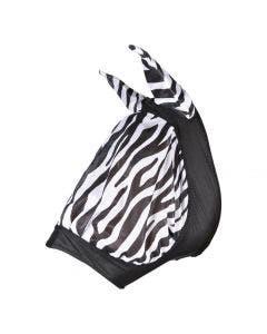 Flughuva Elastisk Zebra