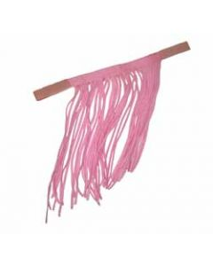 Flugpannband Hansbo Polyester Rosa Full