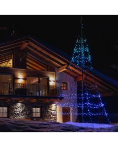 Ljusgran Twinkly 4 m 750 LED RGBW Multicolour