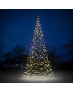 Julbelysning Fairybell 8 m 1500 LED 20W Multicolour