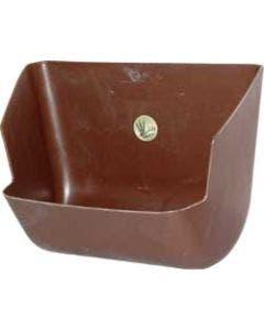 Foderkrubba 105 brun